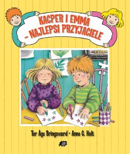 książki do przedszkola