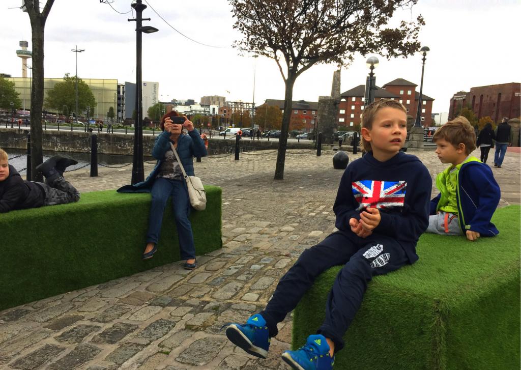 zwiedzanie miast z dziećmi