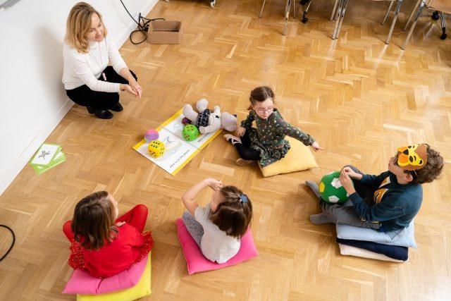 Czy dzieci zawsze muszą się dzielić?