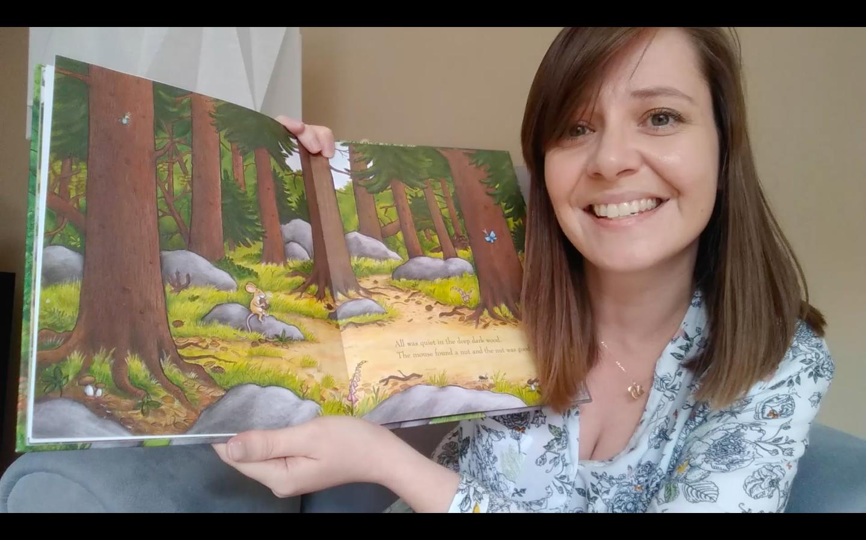 Książeczki po angielsku dla przedszkolaków