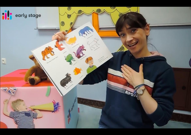 Książeczki dla dzieci po angielsku