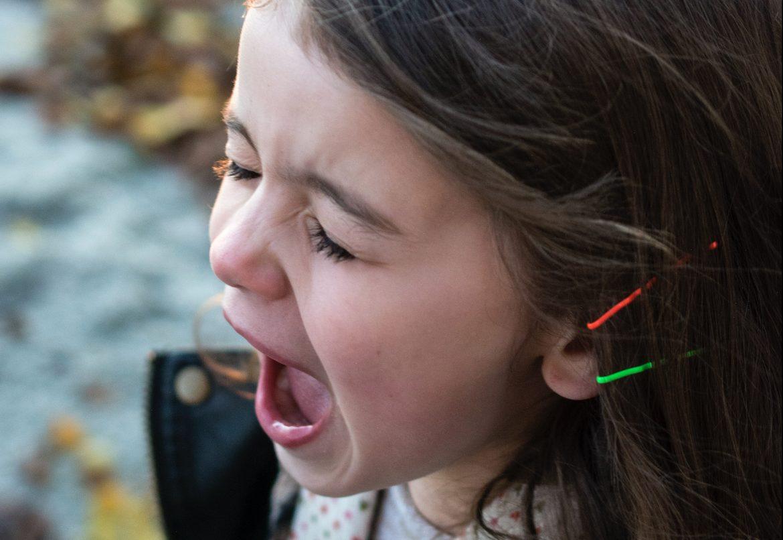 Złość dziecka - jak sobie z nią radzić?