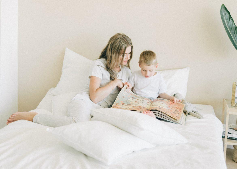 Bajki dla dzieci do czytania na dobranoc