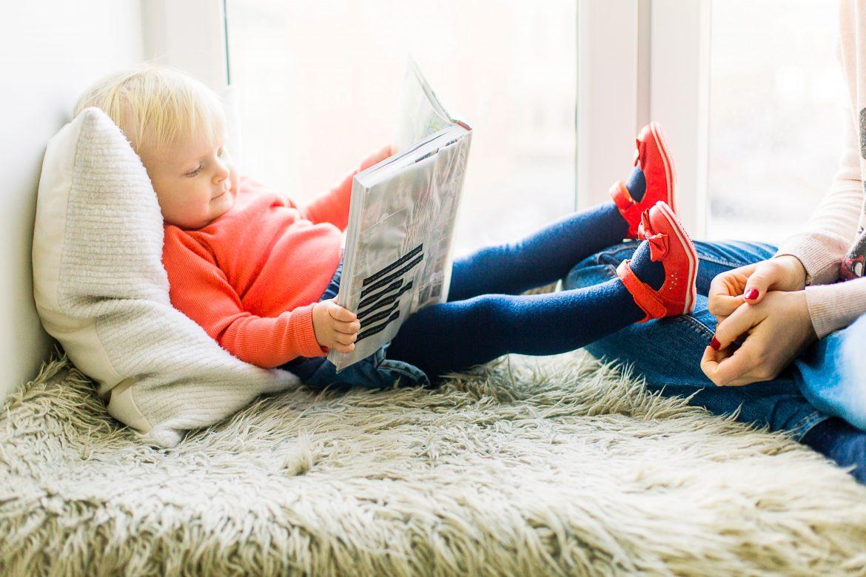 jakie bajki czytać dzieciom?