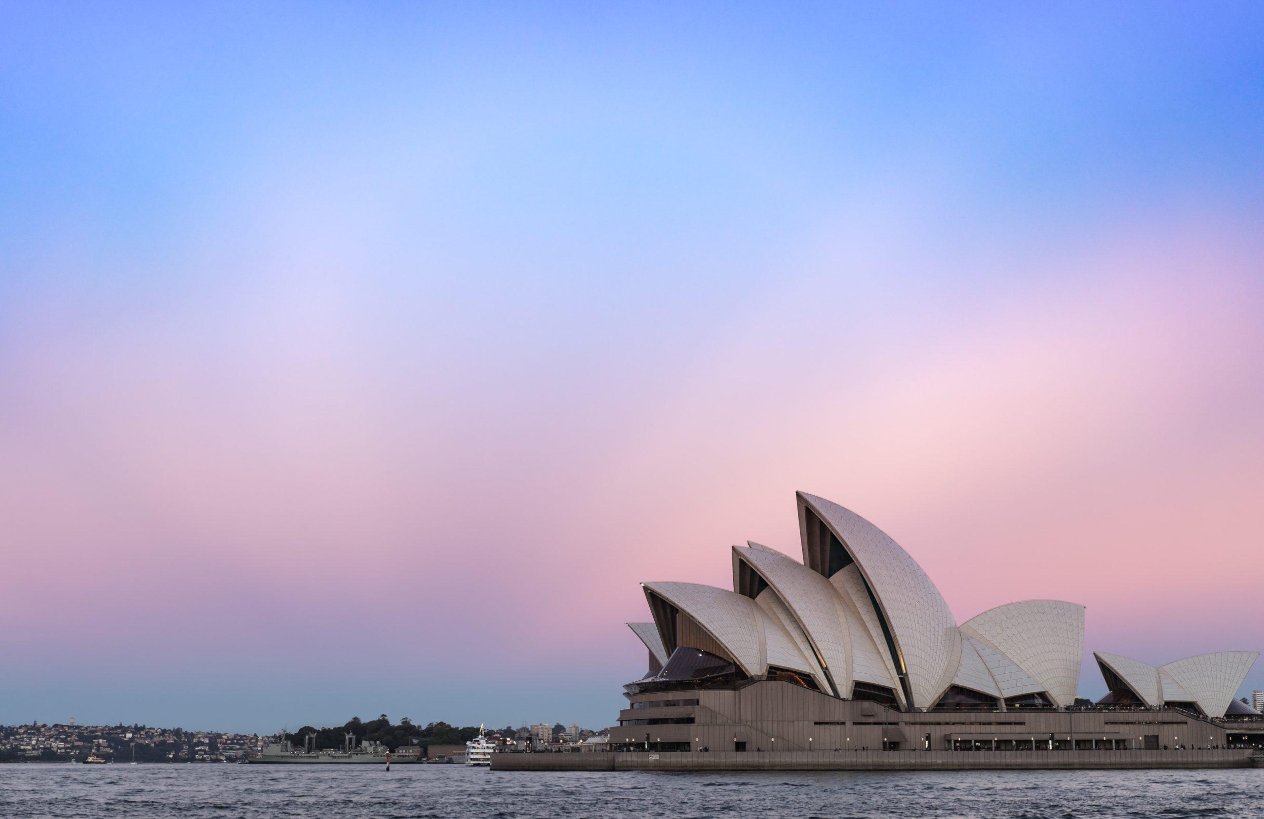 Gmach opery w Sydney, Australia