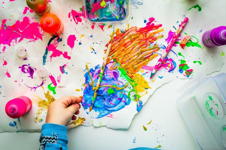 kreatywność u dziecka
