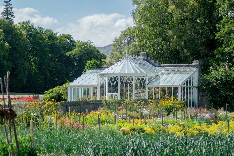 ogrody brytyjskiej Królowej