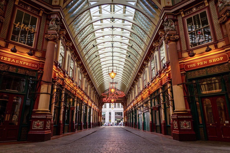 architektura Londýnu