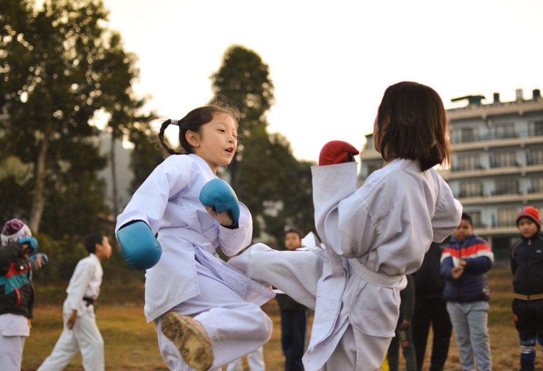 sport i dzieci