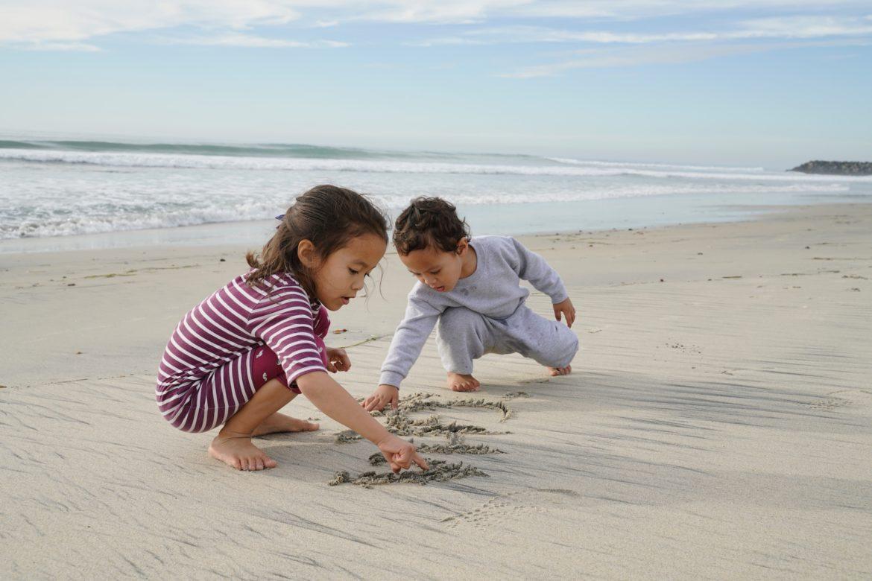 zabawy plaża