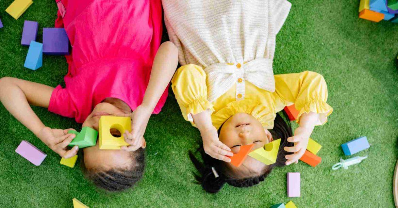 Jak dzieci współpracują ze sobą na zajęciach?