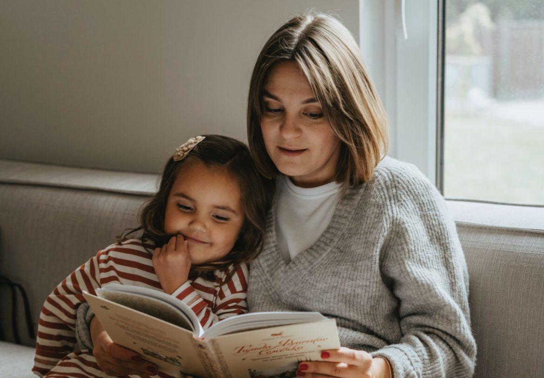 czytanie z dzieckiem