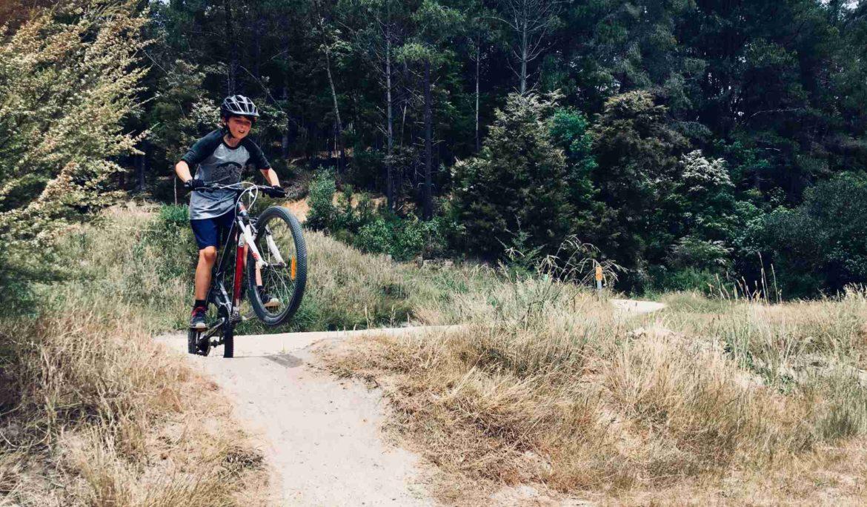 trasy rowerowe dla dzieci