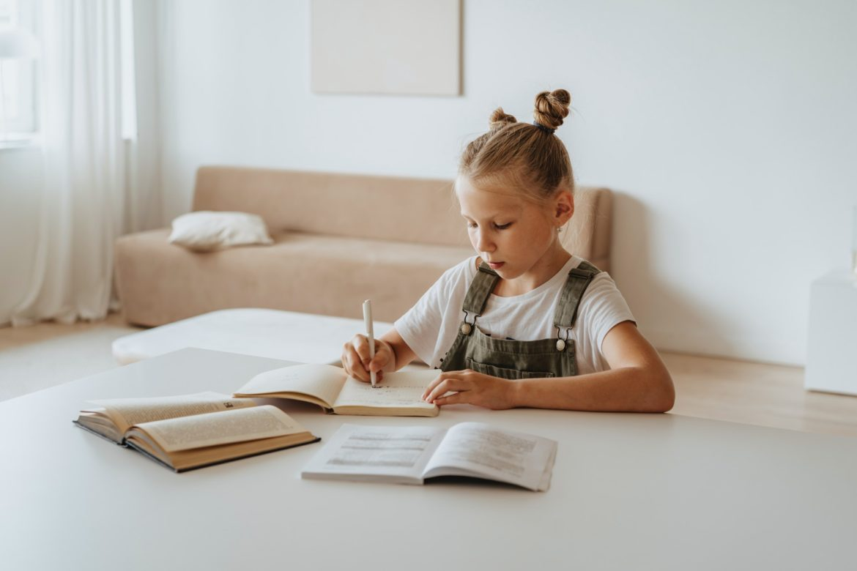 Zdrowe nawyki w nauce dziecka