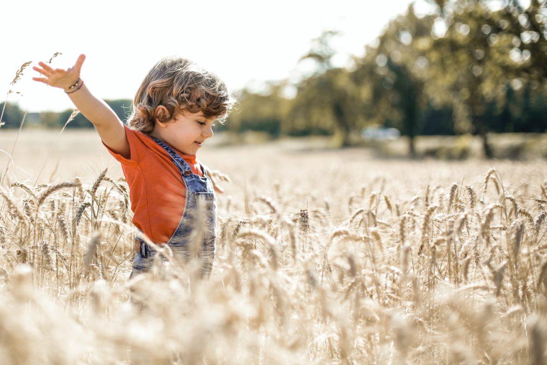 Kontakt dziecka z naturą