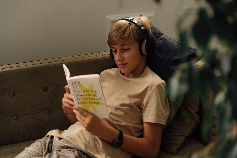 książki dla nastolatków